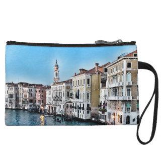 Mini-pochette Canal de Venise