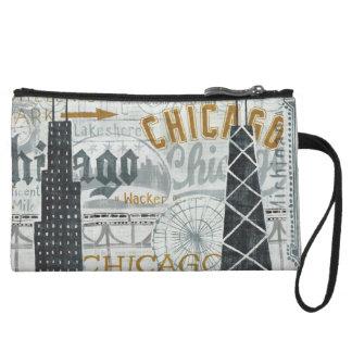 Mini-pochette Hé cru de Chicago