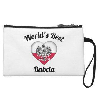Mini-pochette Le meilleur embrayage de Babcia du monde