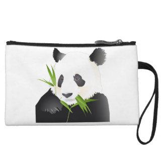Mini-pochette Ours panda