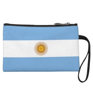 Mini-pochette Portefeuille de bracelets de drapeau de