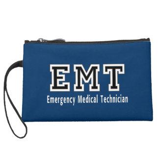 Mini-pochette Simili Daim Technicien médical de secours