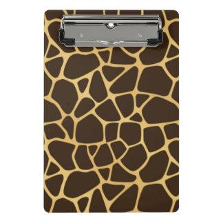 Mini Porte-bloc Arrière - plan repéré par girafe