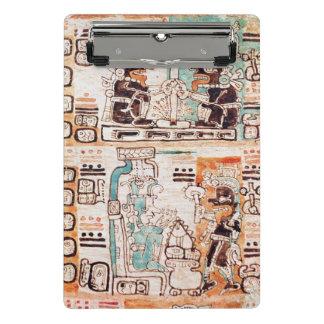Mini Porte-bloc Détail d'un codex maya
