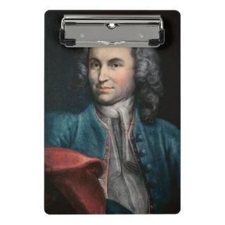 Mini Porte-bloc Johann Sebastian Bach c.1715