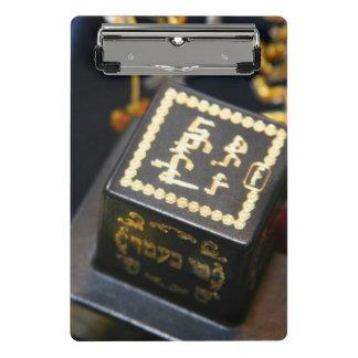 Mini Porte-bloc La religion juive. Tefilin