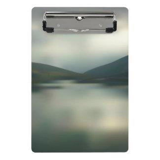 Mini Porte-bloc Lac dans les montagnes