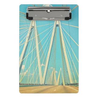 Mini Porte-bloc Le pont de Fred Hartman