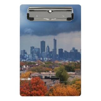 Mini Porte-bloc Les Etats-Unis, l'Illinois, Chicago, paysage