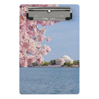 Mini Porte-bloc Les Etats-Unis, Washington DC, cerisier