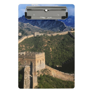 Mini Porte-bloc Paysage de Grande Muraille, Jinshanling, Chine