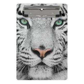 Mini Porte-bloc Tigre blanc