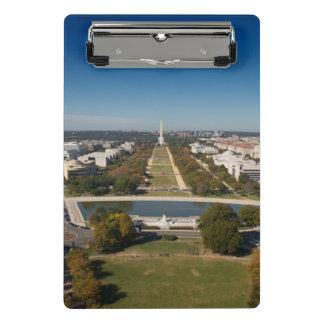 Mini Porte-bloc Une vue de paysage de Washington DC