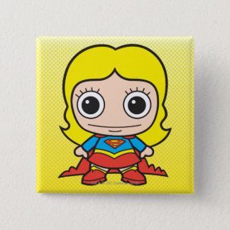 Mini Supergirl Badges