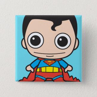 Mini Superman Pin's