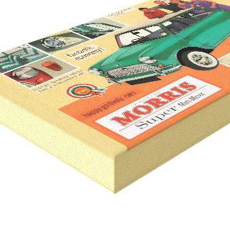 Mini toile classique de Morris