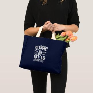 Mini Tote Bag Classique depuis 1945 et toujours Rockin