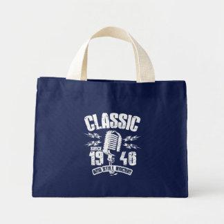 Mini Tote Bag Classique depuis 1946 et toujours Rockin