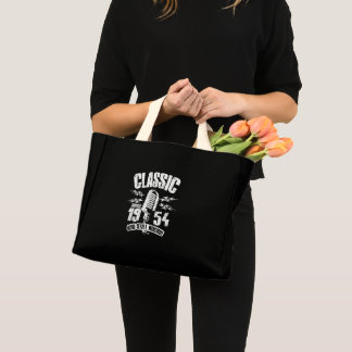 Mini Tote Bag Classique depuis 1954 et toujours Rockin