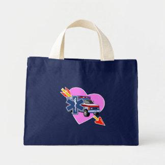 Mini Tote Bag Coeur de SME de soin