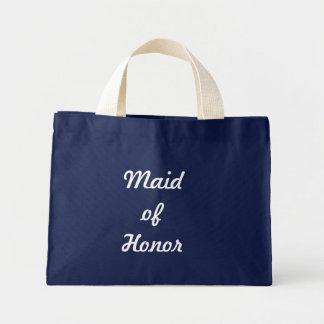 Mini Tote Bag Domestique d'honneur Fourre-tout Bage