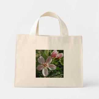 Mini Tote Bag Fleur de ressort