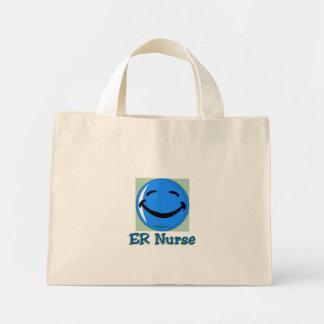 Mini Tote Bag Infirmière d'à haute fréquence ER