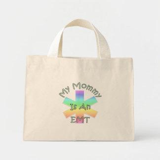 Mini Tote Bag Ma maman est un EMT