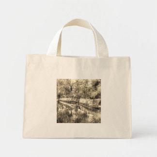 Mini Tote Bag Peu de cru de Venise Londres