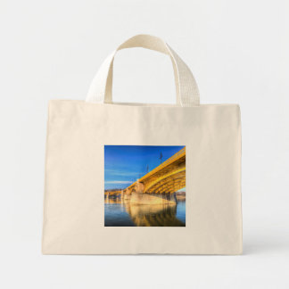 Mini Tote Bag Pont Budapest de Margaret