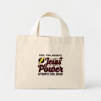 Mini Tote Bag Puissance Fourre-tout minuscule de Jésus