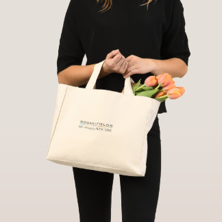 Mini Tote Bag Régime portant Fourre-tout