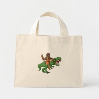 Mini Tote Bag rex Bigfoot de rex-T de la Bigfoot-bande dessinée