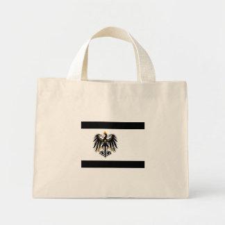 Mini Tote Bag Royaume drapeau national de Prusse