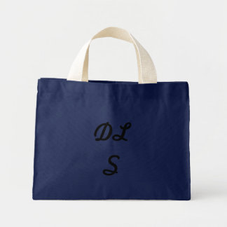 Mini Tote Bag Summer by DSL