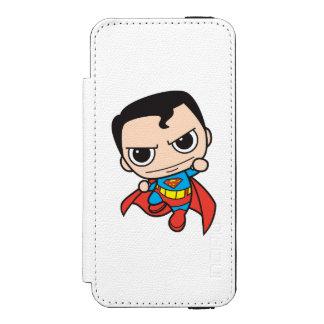 Mini voler de Superman Coque-portefeuille iPhone 5 Incipio Watson™