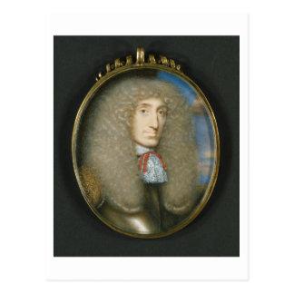 Miniature de Robert Kerr, 4ème comte du Lothian, Carte Postale
