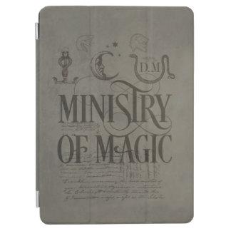 MINISTÈRE du charme | de Harry Potter de MAGIE Protection iPad Air