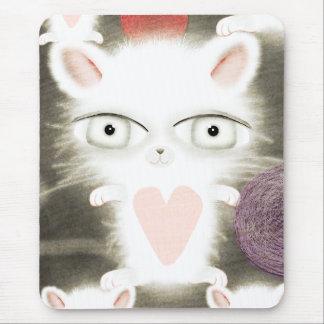 minou Mousepad Tapis De Souris