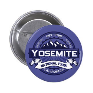Minuit de Yosemite Badge Rond 5 Cm