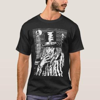 Minuit - T-shirt noir
