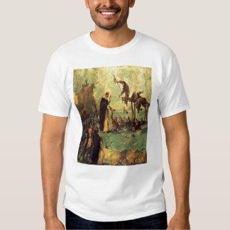 """""""Miracle d'un Saint dominicain T-shirts"""