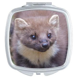 Miroir compact de Marty