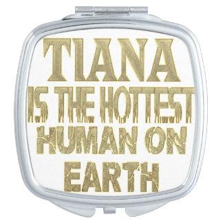 Miroir compact de Tiana