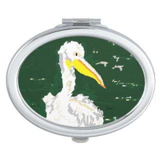 Miroir compact /Pelican