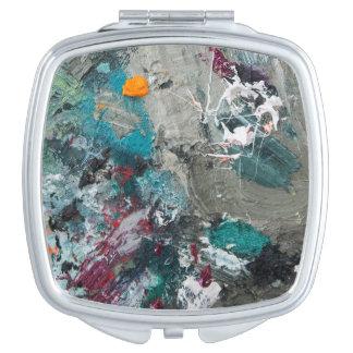 Miroir De Poche La palette du peintre