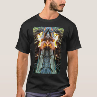 Miroir V 1,0 du feu T-shirt