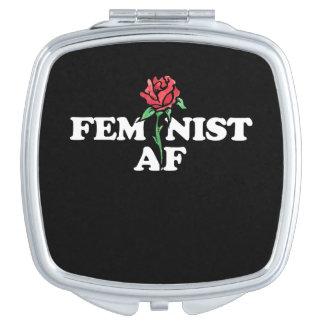 Miroirs À Maquillage af féministe