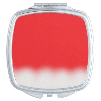 Miroirs À Maquillage Casquette de Père Noël