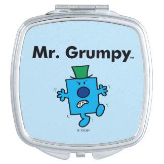 Miroirs À Maquillage M. Grumpy de M. Men | est un bougon
